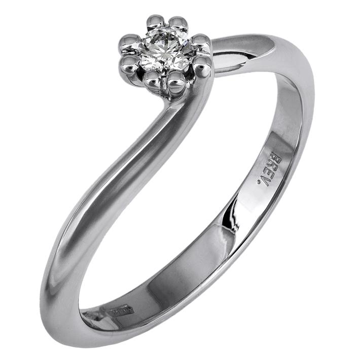 Οικονομικό μονόπετρο δαχτυλίδι Κ18 D018363 - Dimasis.gr bab65b26127