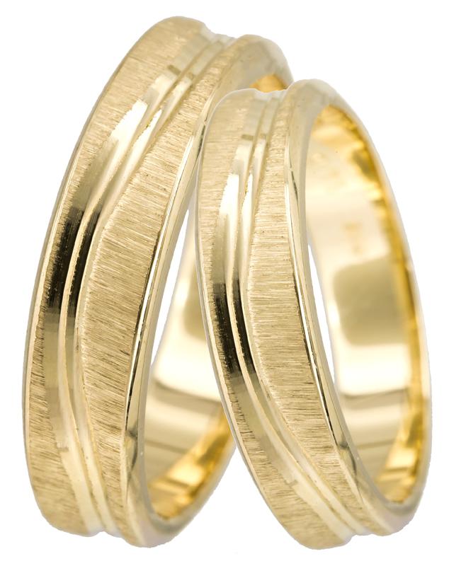 Χρυσές βέρες γάμου 18Κ D18BR0355 - Dimasis.gr 7e8e426557e