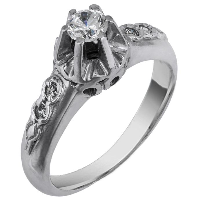 Μονόπετρο δαχτυλίδι 14Κ με ζιργκόν πέτρες D002145 - Dimasis.gr c1526a360d4