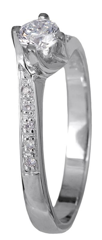... Μονοπετρο δαχτυλιδι μπριγιαν Κ18 D015853. -22%. Μεγέθυνση εικόνας fb371f6b658