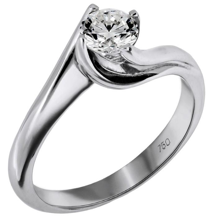 Μονόπετρο δαχτυλίδι με διαμάντι μπριγιάν D017119 - Dimasis.gr 6190aebed68
