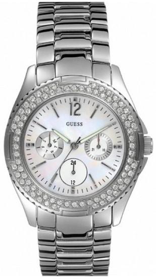 Guess ρολόι χειρός γυναικείο ατσάλινο με μπρασελέ I15074L1 - Dimasis.gr 719b7ce31f2