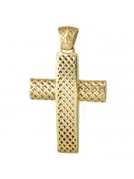 Χρυσός Σταυρός 14Κ D014724 D014724