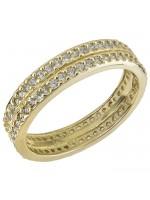 Δαχτυλίδι Χρυσό σειρέ 14Κ D016941 D016941