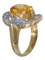Χρυσό δαχτυλίδι 14K D008069 D008069