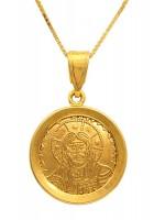 Χρυσό Κωνσταντινάτο 14 Καράτια D009379 D009379