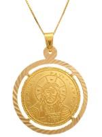 Χρυσό Κωνσταντινάτο 14Κ με Αλυσίδα D009722 D009722