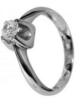 Μονόπετρο δαχτυλίδι D014216 D014216