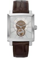 Ρολόι Saint Honore Orsay Brown Leather Strap 8630171YBIN 8630171YBIN