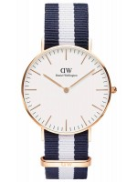Daniel Wellington Classic Glasgow Rose gold 36 mm 0503DW 0503DW