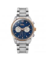 Αντρικό ρολόι Lee cooper Silver bracelet Chronograph LC06416.590 LC06416.590