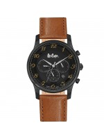Ρολόι Lee cooper Brown Leather Strap LC06425.655 LC06425.655