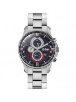 Ρολόι Lee Cooper Multifunction Silver Metallic Bracelet LC06535.390 LC06535.390