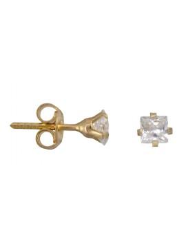 Χρυσά σκουλαρίκια Κ14 D000991 D000991