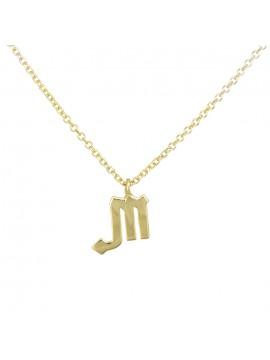 Γυναικείο χρυσό κολιέ Σκορπιός 9 καρατίων D027867 D027867