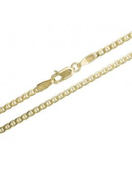 Αλυσίδα λαιμού σε χρυσό Κ14 D029313 D029313