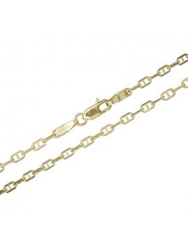 Χρυσή αλυσίδα λαιμού Κ14 D029315 D029315