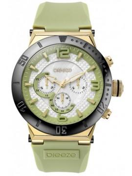 Γυναικείο ρολόι Breeze High Fidelity green 110111.8 110111.8