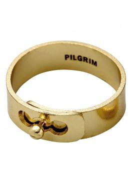 Επίχρυσο γυναικείο δαχτυλίδι Pilgrim 121712004 121712004
