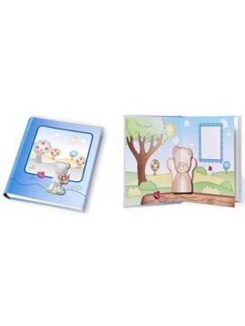 Παιδικό άλμπουμ φωτογραφιών γαλάζιο D018477 D018477