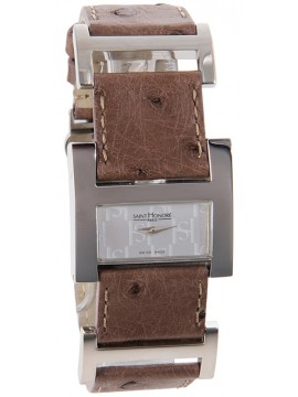 Γυναικείο ρολόι Saint Honore Brown Leather Strap7102441ASH 7102441ASH