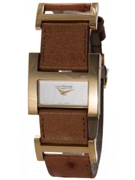 Γυναικείο ρολόι Saint Honore Brown Leather Strap 7102443ASH 7102443ASH
