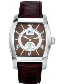 Saint Honore Monceau Grand Brown Leather Strap 8930521MRA 8930521MRA