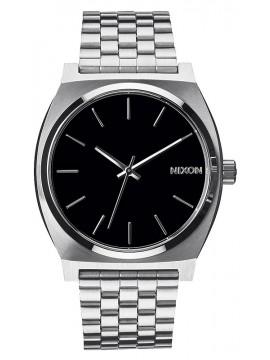 Ρολόι Nixon Time teller Bracelet Silver/Black A045-000-00 A045-000-00
