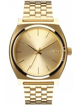Nixon Timeteller All Gold Stainless Steel Bracelet A045-511-00 A045-511-00