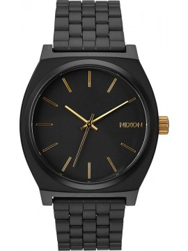 Nixon Time teller Black Stainless Steel Bracelet A045-1041-00 A045-1041-00