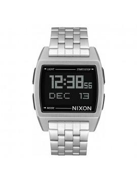 Ψηφιακό ανδρικό ρολόι Nixon Base silver Bracelet A1107-000-00 A1107-000-00