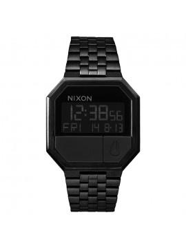 Ψηφιακό ανδρικό ρολόι Nixon Re Run Black A158-001-00 A158-001-00