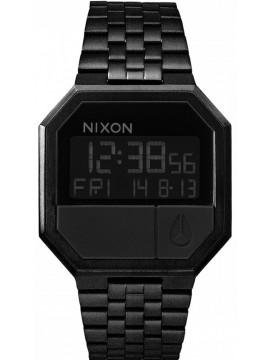 Ρολόι Nixon Digital Re Run All Black A158-001 A158-001