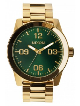 Nixon Corporal Gold Stainless Steel Bracelet A346-1919-00 A346-1919-00