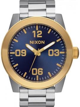 Ρολόι Nixon Corporal Stainless Steel Bracelet A346-1922-00 A346-1922-00