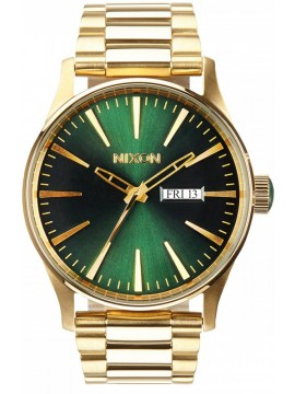 Nixon Sentry Gold Stainless Steel Bracelet SS A356-1919-00 A356-1919-00
