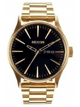 Αντρικό ρολόι Nixon Sentry SS All Gold / Black A356-510-00 A356-510-00