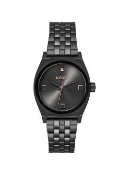 Ανδρικό ρολόι Nixon Small Time Teller Black Bracelet A399-2525-00 A399-2525-00