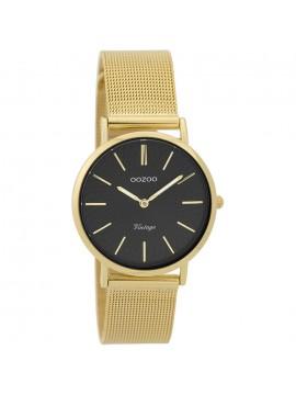 Ρολόι OOZOO Vintage Gold Metallic Bracelet 32.00mm C9349 C9349
