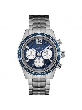 Ανδρικό ρολόι Guess Chronograph Stainless Steel Bracelet W0969G1