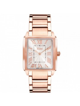 Ρολόι Jcou Belle Epoque Rose Gold Stainless Steel Bracelet JU17020-5 JU17020-5