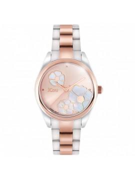 Γυναικείο ρολόι JCou Violet Rose gold Bracelet JU18007-4 JU18007-4