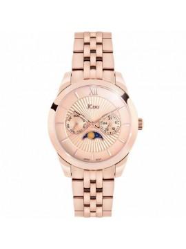 Ρολόι γυναικείο JCou Celeste Rose Gold Bracelet JU18017-2 JU18017-2