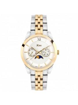 Ρολόι γυναικείο JCou Celeste Two tone Bracelet JU18017-3 JU18017-3