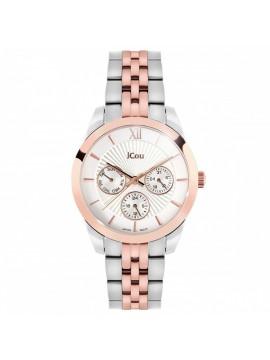 Γυναικείο ρολόι JCou της σειράς Celeste Multifunction JU18018-2 JU18018-2
