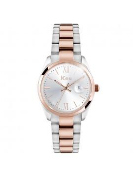 Ρολόι γυναικείο JCou Elegance Petit Two Tone Bracelet JU18043-1 JU18043-1