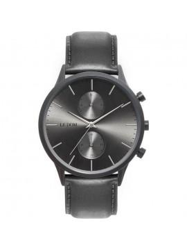 Ανδρικό ρολόι της Le Dom Total Grey LD.1002-15 LD.1002-15
