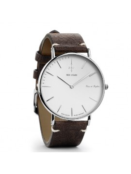 Nick Cabana Blanc Boheme Brown Leather Strap NC007 NC007
