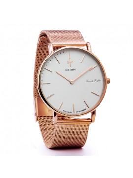 Ρολόι Nick Cabana Boheme Rose gold Stainless Steel Bracelet NC010 NC010