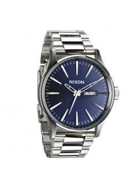 Ρολόι αντρικό Nixon Sentry με μπλε καντράν A356-1258-00 A356-1258-00